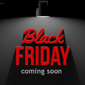 Black friday is comming soon. Getting ready...