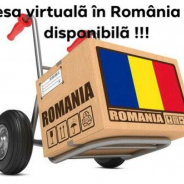 Virtual address in Romania available now!!!