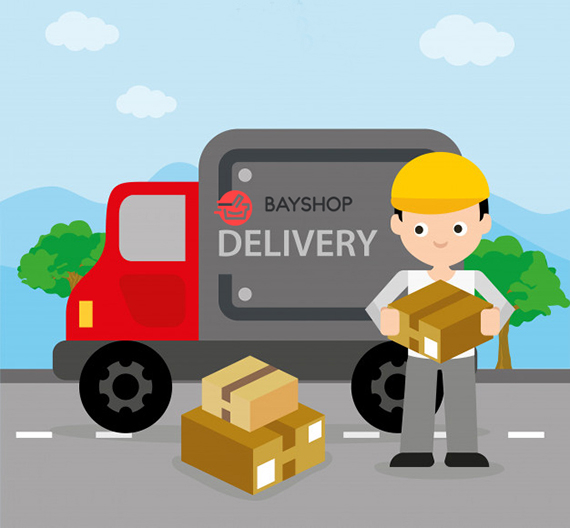Conditions necessary for the speedy sending of parcels from Romania