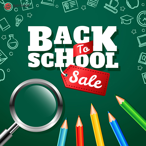 The best deals and discounts on goods for schoolchildren