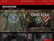 Affliction Clothing USA