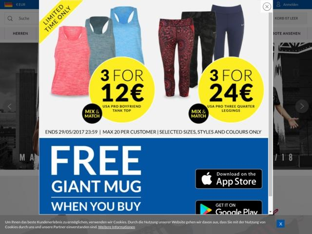 Sports Direct Germany