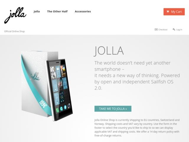 Order Jolla in Ukraine