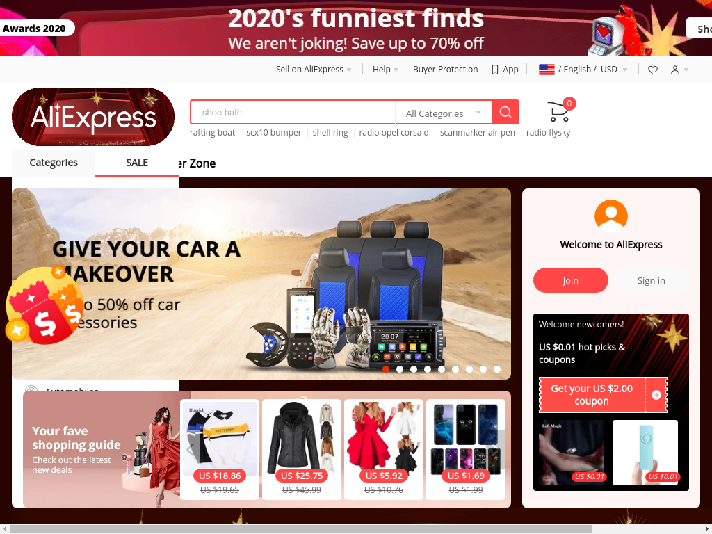 Aliexpress in Moldova | Original products shipping ...