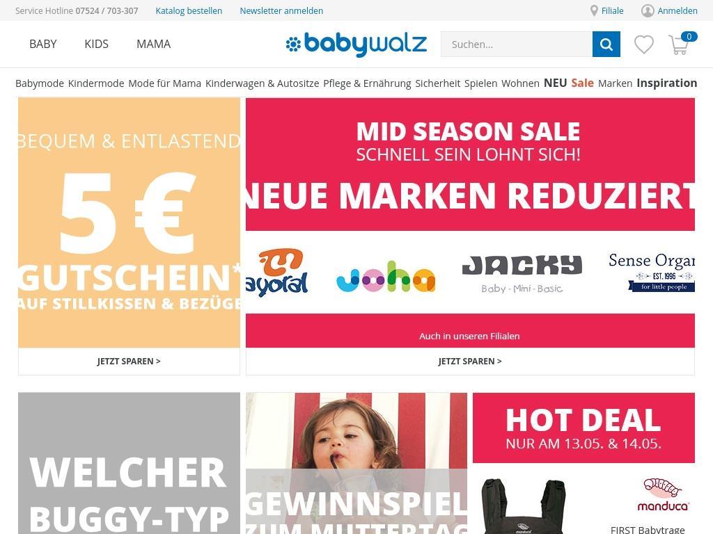 www baby walz de