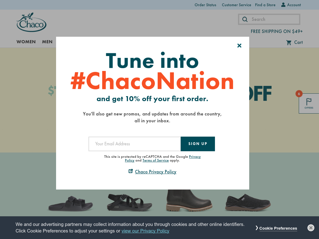 Chacos US
