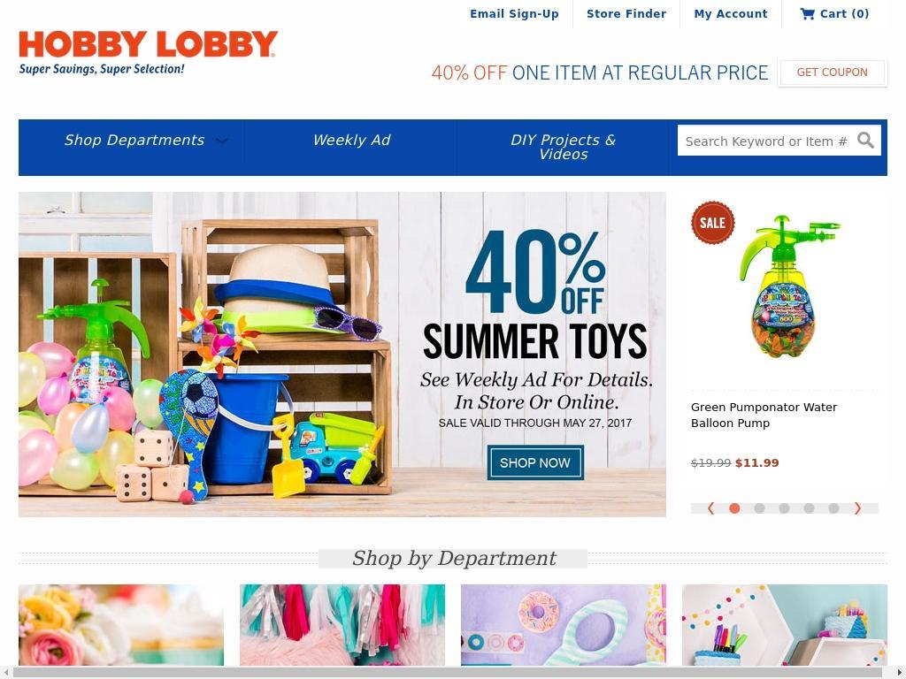 Hobby Lobby Sua V Rossii Dostavka Originalnyh Tovarov Hobby Lobby