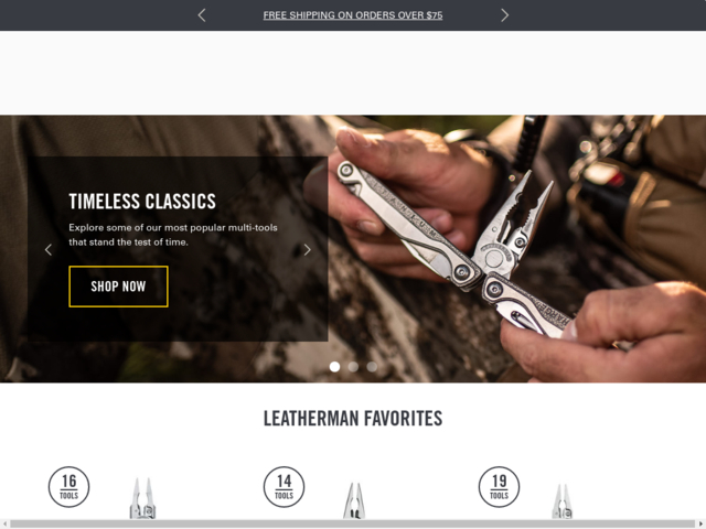 Leatherman US