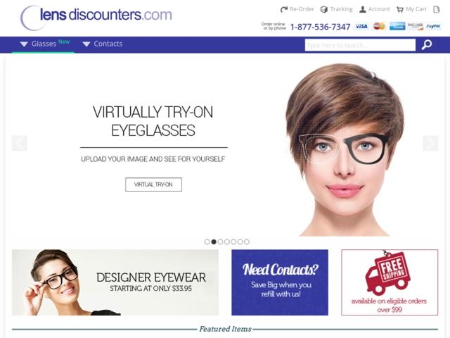 Lensdiscounters